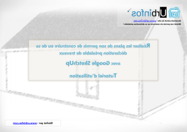 formation sketchup pro toulouse