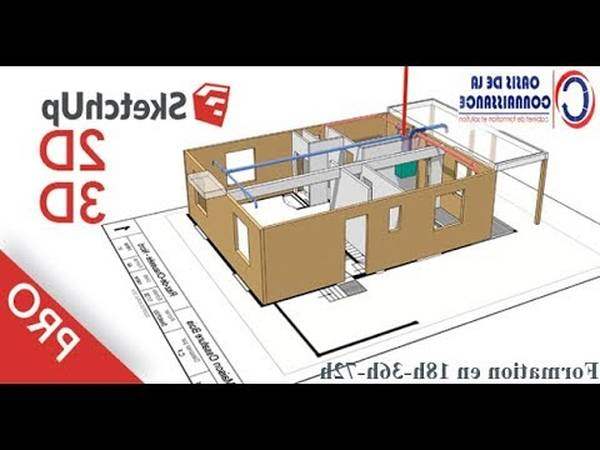 cours sketchup au Quebec