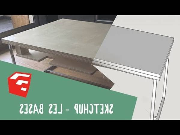 cours sketchup à Laval