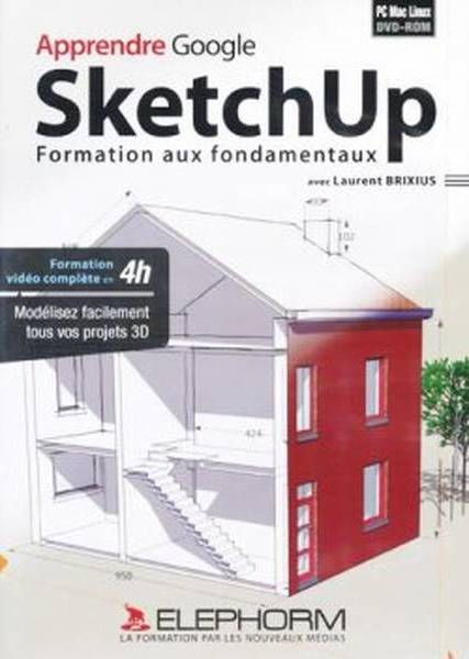 cours sketchup au Luxembourg