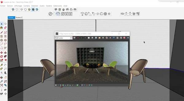 formation sketchup au Luxembourg