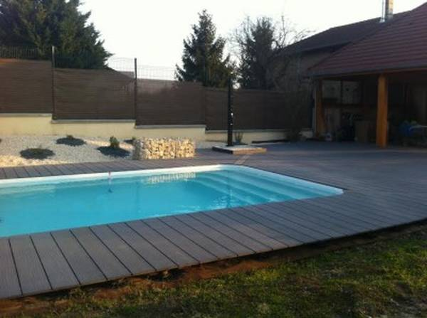 piscine coque en kit